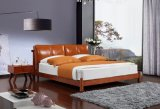 Leather Bed Soft Bed (SBT-30)
