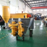 Hydraulic Piston Mortar Pump for Spraying Building Wall