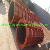 Customized Steel Round Column Formwork for Large Diameter