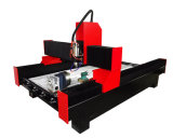 4 Axis Stone CNC Router Gantry Water Cooling Type for Engraving Cutting Sculpture