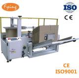 Fyb-21 Ningbo OEM Plastic Wholesale Carton Packing Colorful Semi-Automatic Remove Cap and Bottom Sealing Machine/Plastic Machine/Packing Machine