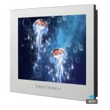 19 Inch Mirror Frameless LED Waterproof TV Mirror Salon TV