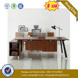 Steel Metal Leg Wooden School Executive Desk Office Table (UL-MFC580)