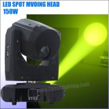 150 Watt LED Mini Moving Head Spot Gobo Stage Light