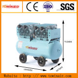 Dental Oil-Free Air Compressor with in-out Double Spray Tank (TW5504)