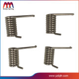 Music Wire Stainless Steel 65mn Torsion Spring Stamping