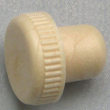 Wholesale Glass Wine Stopper, Synthetic T Cork