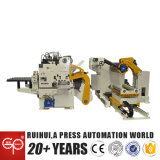 Nc Servo Feeder for Punching Production Line, Uncoiler and Straightener (MAC4-1000F)