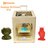 2018 Upgrade Full Metal Frame 3D Desktop Printer Kit Printing Size 160*160*160mm