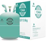 R134A Refrigerant Gas in Disposable 13.6kg Cylinder