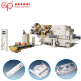 Coil Sheet Automatic Feeder with Straightener for Press Line and Coil Handling Systems