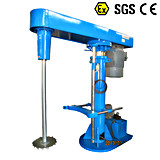 High Speed Disperser Mixer Dissolver Machine for Paint, Inks, Coating
