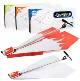 Electric-Paper-Plane-Airplane-Educational-Power-up-Conversion-Kit-Toy-Gift-Kids