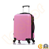 "20"" Wholesale Diamond Design Hardside Travel Luggage for Business Trip"