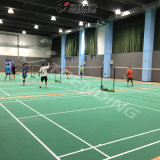 Professional Indoor PVC Plastic Sports Flooring Court Mat for Badminton