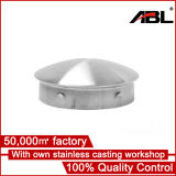 Handrail Stainless Steel Stamping Cover for 63mm Pipe