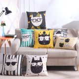 Top Selling Custom Colorful Fashion Polyester Cushion Cover