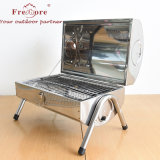 Above 5 People Home BBQ Frame Stainless Steel Charcoal Outdoor BBQ Stove