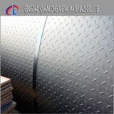 Galvanized Steel Checkered Plate Size with Tear Drop