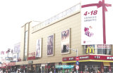 Specialized Design Light Steel Structure Building for Shopping Mall Center (KXD-SSB105)