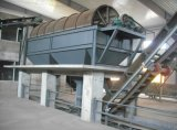Large Capacity Mild Steel Roller Vibrating Screen