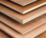 Cheap Hardwood Poplar Core Commercial Plywood