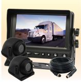 Trailer Rear View System with 5 Inch Color LCD Monitor