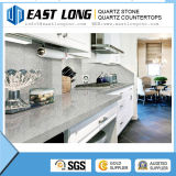 Cheap Beige Small Grain Color Artificial Quartz Stone Slabs