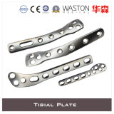 Tibial&Fibular Plate Made of Titanium or Stainless Steel (Ti/SS)