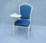 New Design Aluminum Chair with Tablet (YC-ZL22-36)