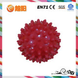 PVC 3 Inch Inflatable Massage Ball (KH6-1)