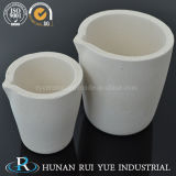 Gold and Metals Melting MGO Magnesia Cupels of Ceramic Fire Clay