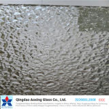 Clear Diamond Tempered/Float Pattern Glass for Table/Window Glass