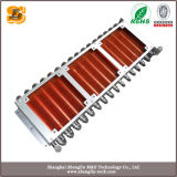 Aluminum Tube Copper Fin Heat Exchanger for Commercial Air Conditioner