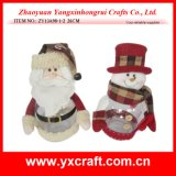 Christmas Decoration (ZY13A98-1-2 26CM) Christmas Plan Promotion