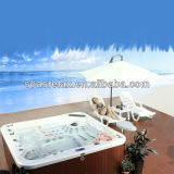 Portable Foot SPA Tubs, Easy Move Whirlpool Tubs Model: S520