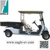 Electric Golf Carts Eg2048hcx with a Manual Lifted Cargo Bed.
