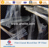 Engineering Fibre PP Fibrillated Fiber for Concrete
