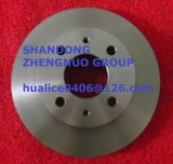High Performance and Competitive Price Car Brake Rotors From Chinese Manufacture with Ts16949 Andsgs Certificate
