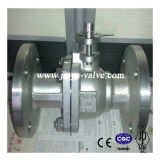 DIN Stainless Steel Floating Ball Valve