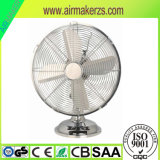 16 Inch Retro Metal Antique Table Fan with Ce/RoHS/GS/SAA