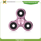 Tri-Spinner, Steel Ball Aluminum and Copper Toys Finger Spinner