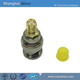 RF Connector Adaptor BNC Male Plug to SMA Female Jack