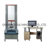 Elongation Testing Machine Bending Rubber Tensile Tester with Extensometer Tensile Fabric