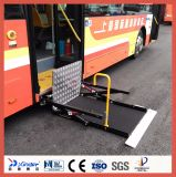 Ce Certified Electrical & Hydraulic Wheelchair Lift for Bus Model Uvl-700-S