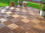 Wood Flooring Wood Plastic Composite WPC Decking