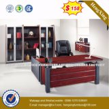 Direct Sale Price Classic Style Winge Color Office Table (HX-D005)