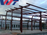 Long-Span Steel Structural Storage Premade Cheap Warehouse Building