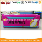 280mm Good Absorption Winged Shape and Night Time Used Lady Sanitary Napkin