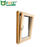 Inward Aluminum Tilt and Turn Glass Window From Shanghai Suppliers